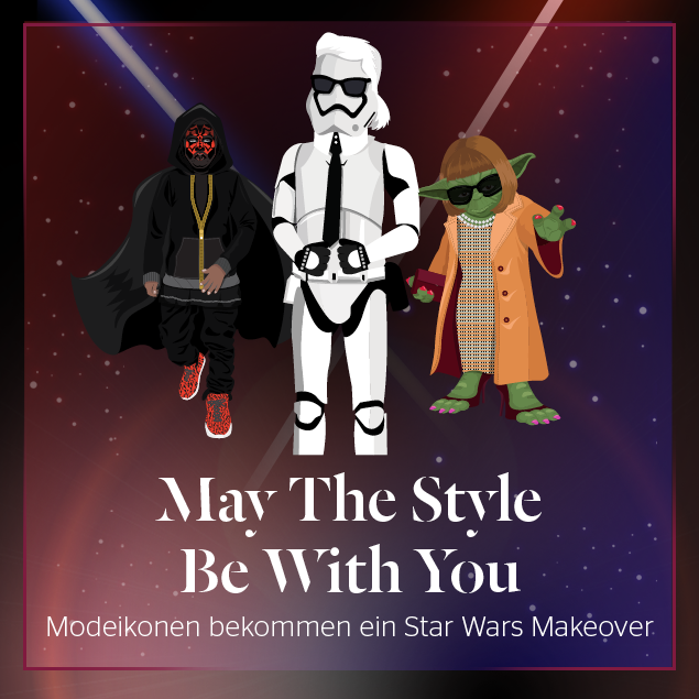 Star Wars: May The Style Be With You